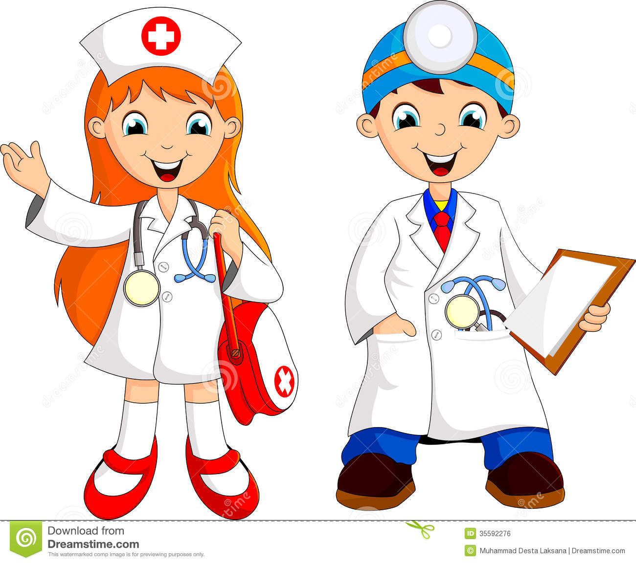 image transparent library Cute doctor kid medical. Doctors clipart