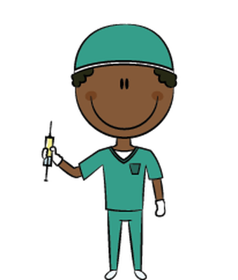 clip art transparent Doctors clipart. African american the arts