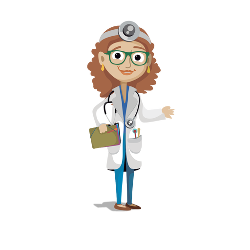 svg free stock Vector doctor dress. Profession cartoon svg png