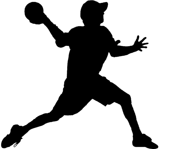 picture freeuse stock Black and white clip. Dodgeball clipart
