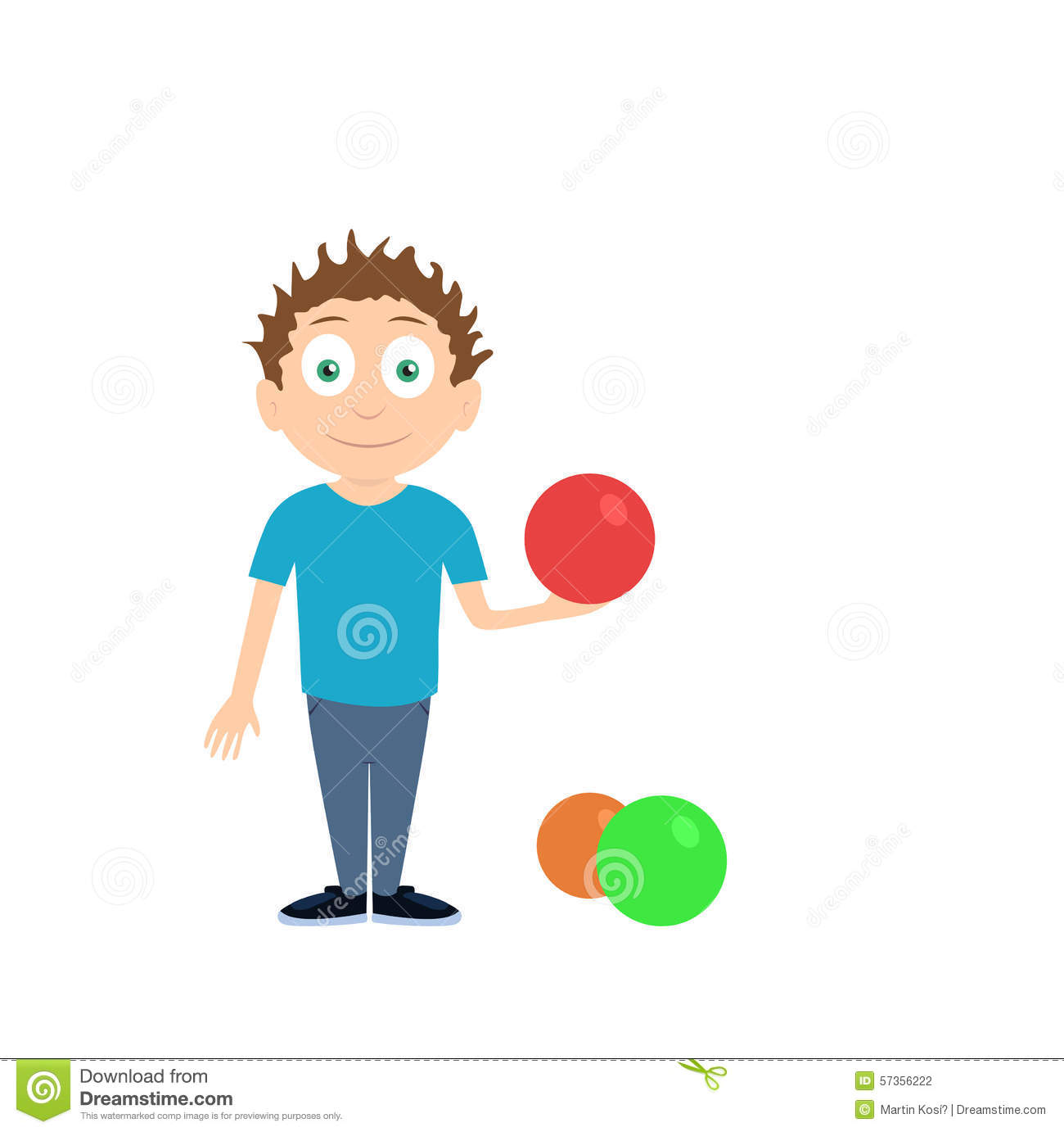 vector transparent library One kid graphics illustrations. Dodgeball clipart animated