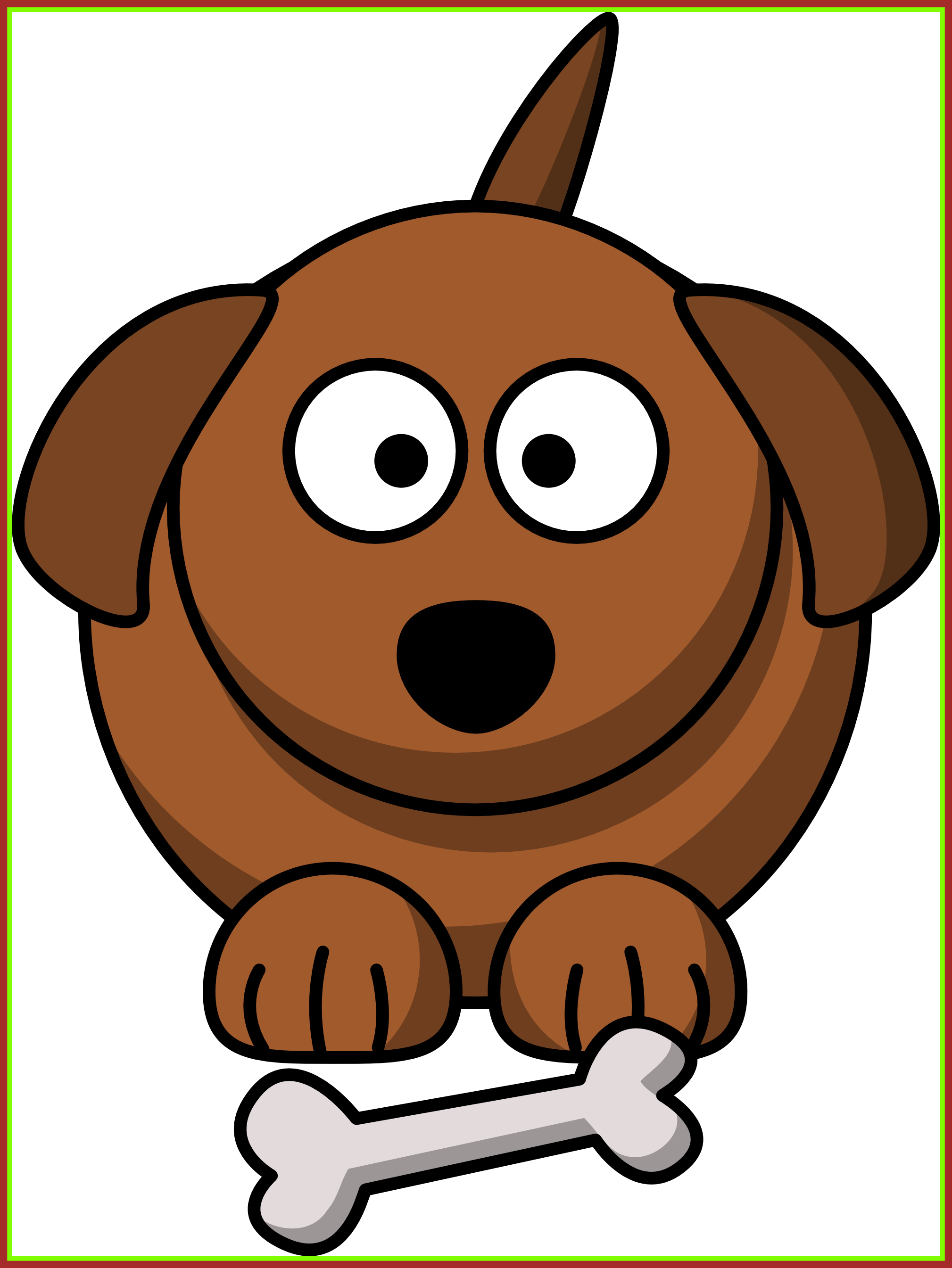 banner library download Amazing Puppy Clipart Easy Dog Pencil And In Color Of Cartoon