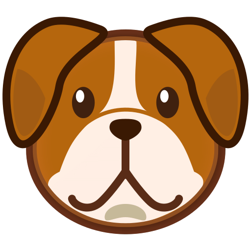 freeuse Dog Face Clipart at GetDrawings