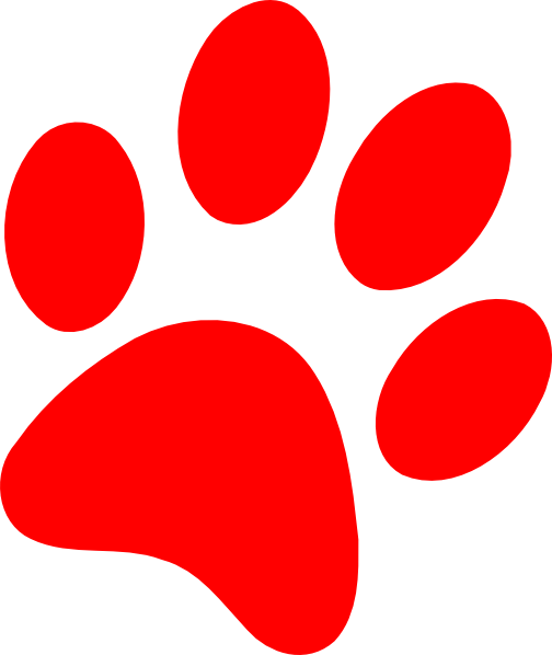 image transparent Dog Paw Silhouette at GetDrawings