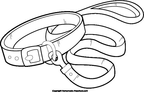 clip art library download Clip Art Black Dog Collar Clipart