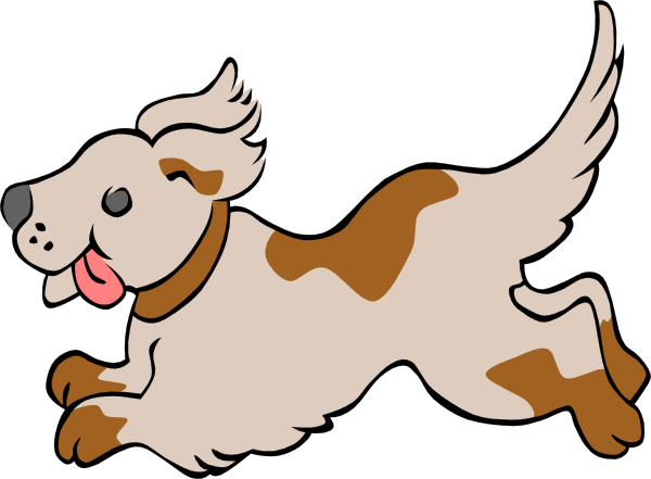 graphic transparent Small Dog Clipart at GetDrawings