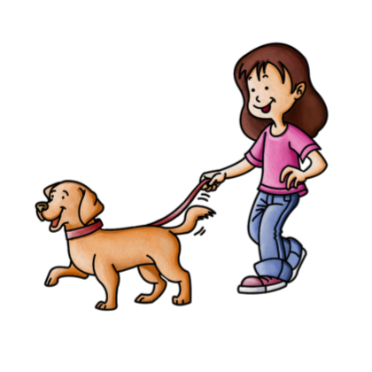 clip free download  collection of high. Dog walking clipart