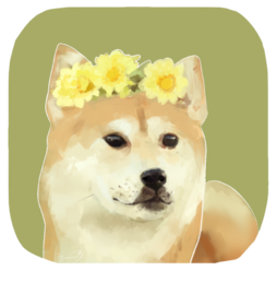 banner stock Image by weeanjhgfboo d. Doggo drawing.