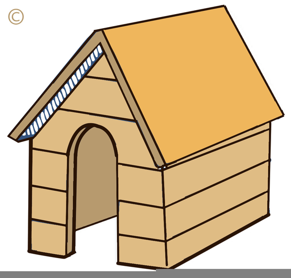 image freeuse stock Dog house images free. Doghouse clipart.