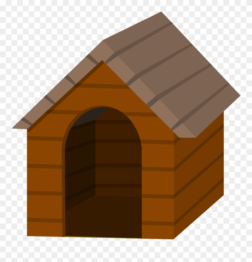graphic black and white stock Dog doghouse png transparent. Hut clipart desert house