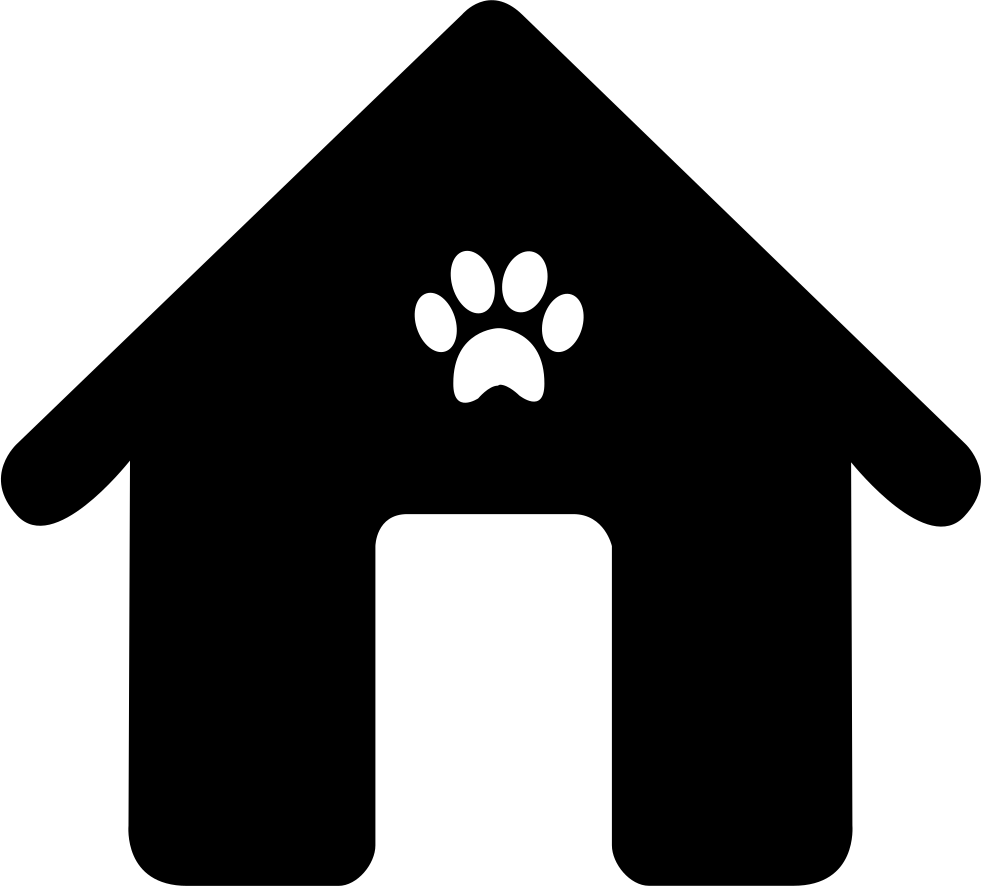 transparent library Dog House Svg Png Icon Free Download