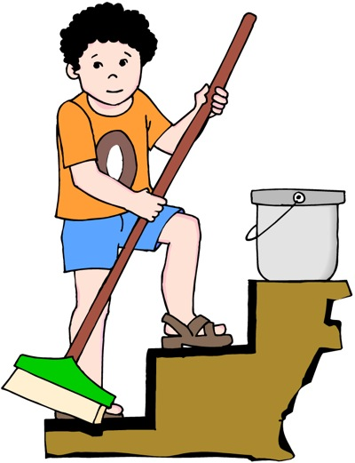 vector transparent stock Doing chores clipart. Free cliparts download clip.
