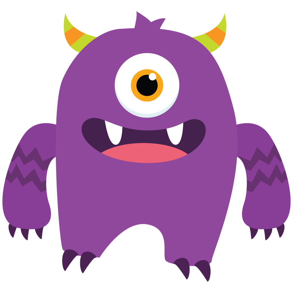 clipart freeuse download Monster clipart free images