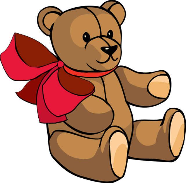 picture royalty free Free teddy bear clipart. Graphic design clip art