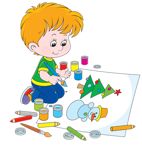 picture transparent boy eating breakfast clipart