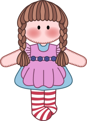 banner freeuse download Ch b applique pinterest. Doll clipart