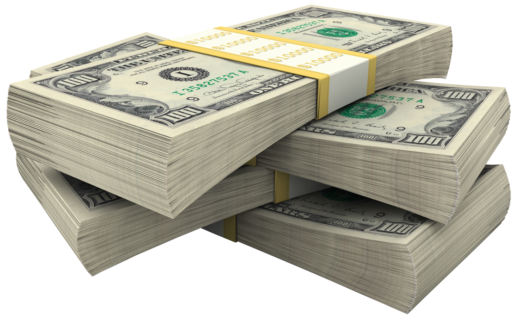 clip art transparent stock Dollars clipart. Bundles of png picture