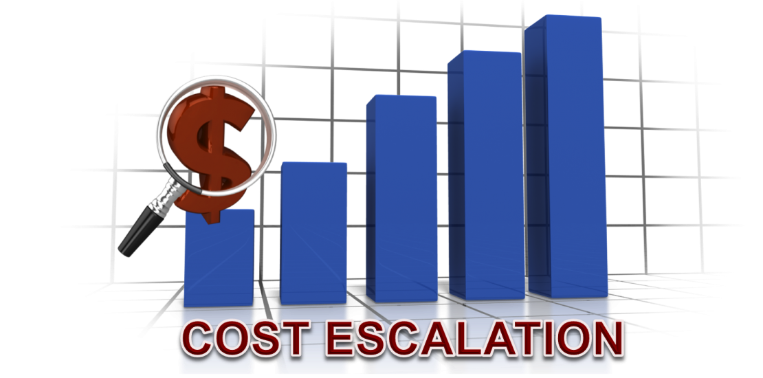 banner transparent How Cost Escalation is measured in a Cost Estimate