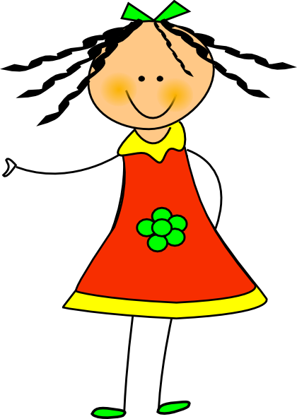 clipart royalty free library Strong kid clipart. Girl clip art bing.