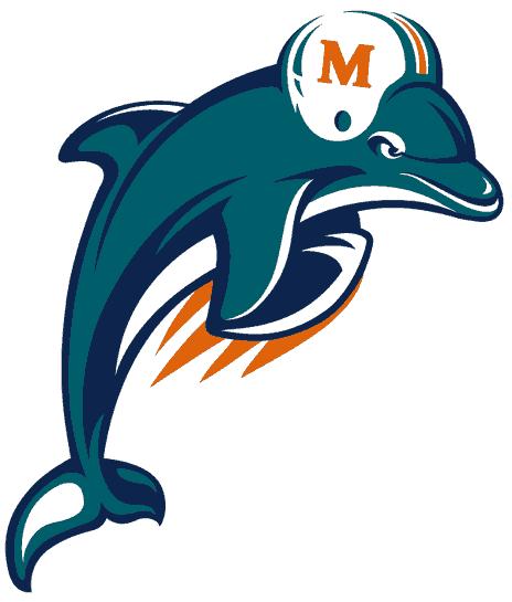 clip download Miami Dolphins logo