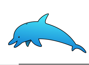 image black and white Free images at clker. Dolphins clipart