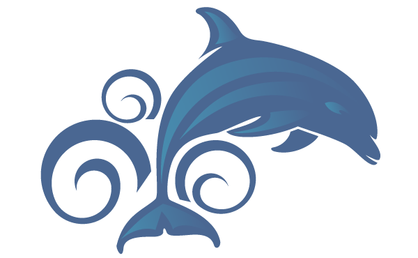 clipart freeuse stock Free art svg files. Vector dolphin dolphine