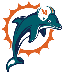 clipart library library Miami dolphins logo ai. Vector dolphin template
