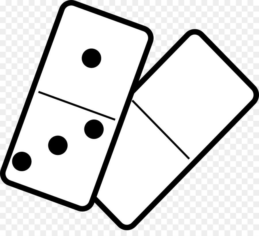image black and white library Pizza game line design. Domino clipart background
