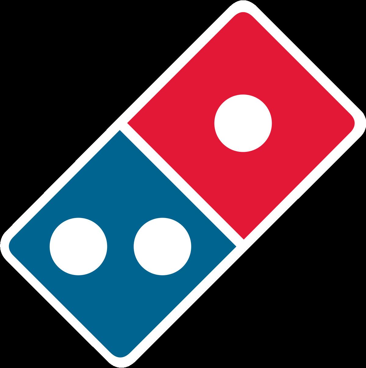 picture black and white stock S pizza wikipedia . Domino clipart background
