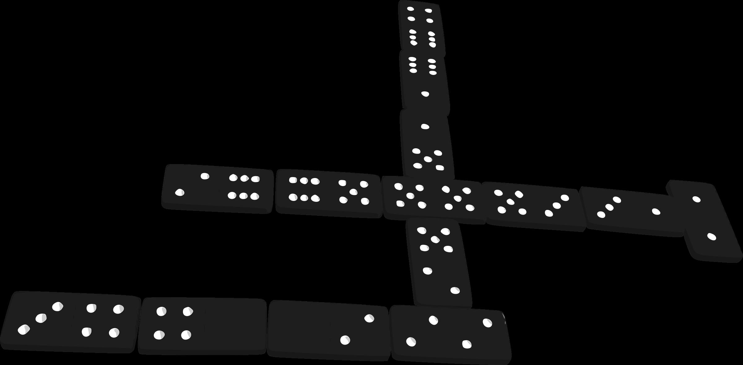clip royalty free Tiled dominoes big image. Domino clipart dominoe