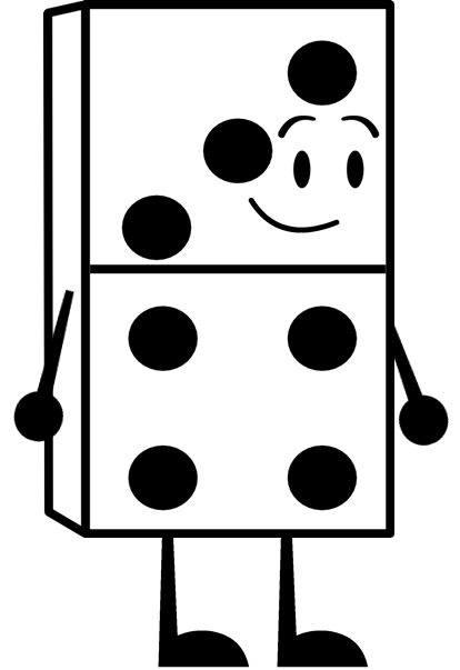 clipart library library 5 clipart domino. Brownfamily oc object shows