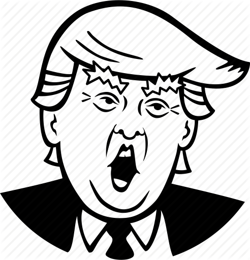 graphic library stock dj drawing face #93410652