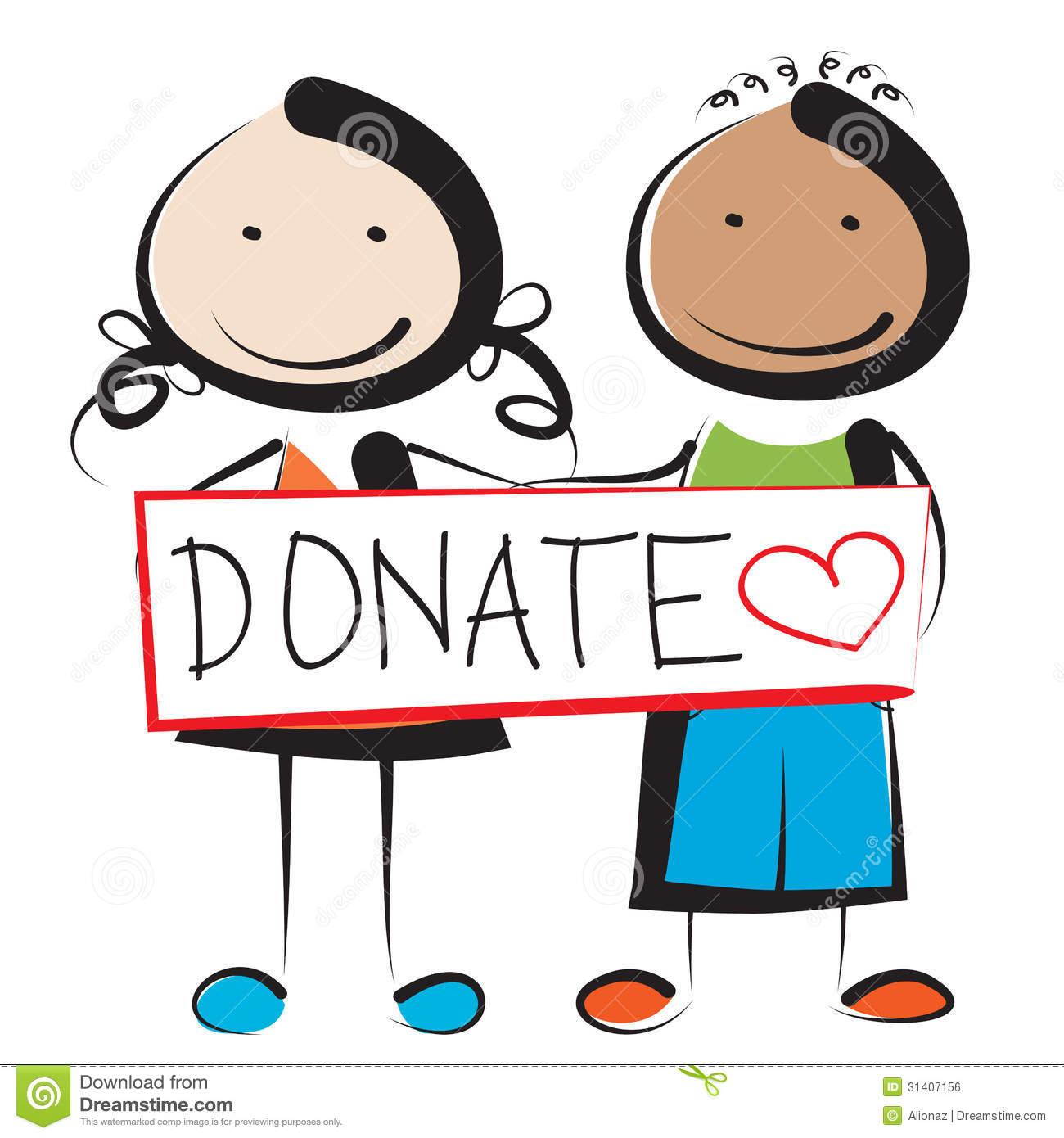 jpg royalty free library Donation clipart. Clip art free panda.