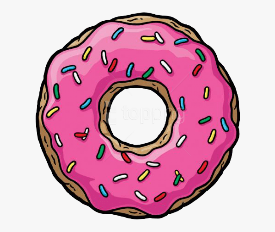 clip free Donut clipart. Download photo toppng transparent