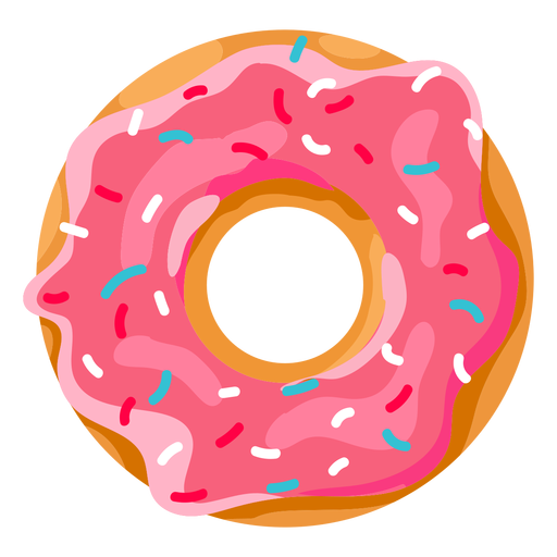 graphic freeuse Donut clipart. Best ideas on gallery