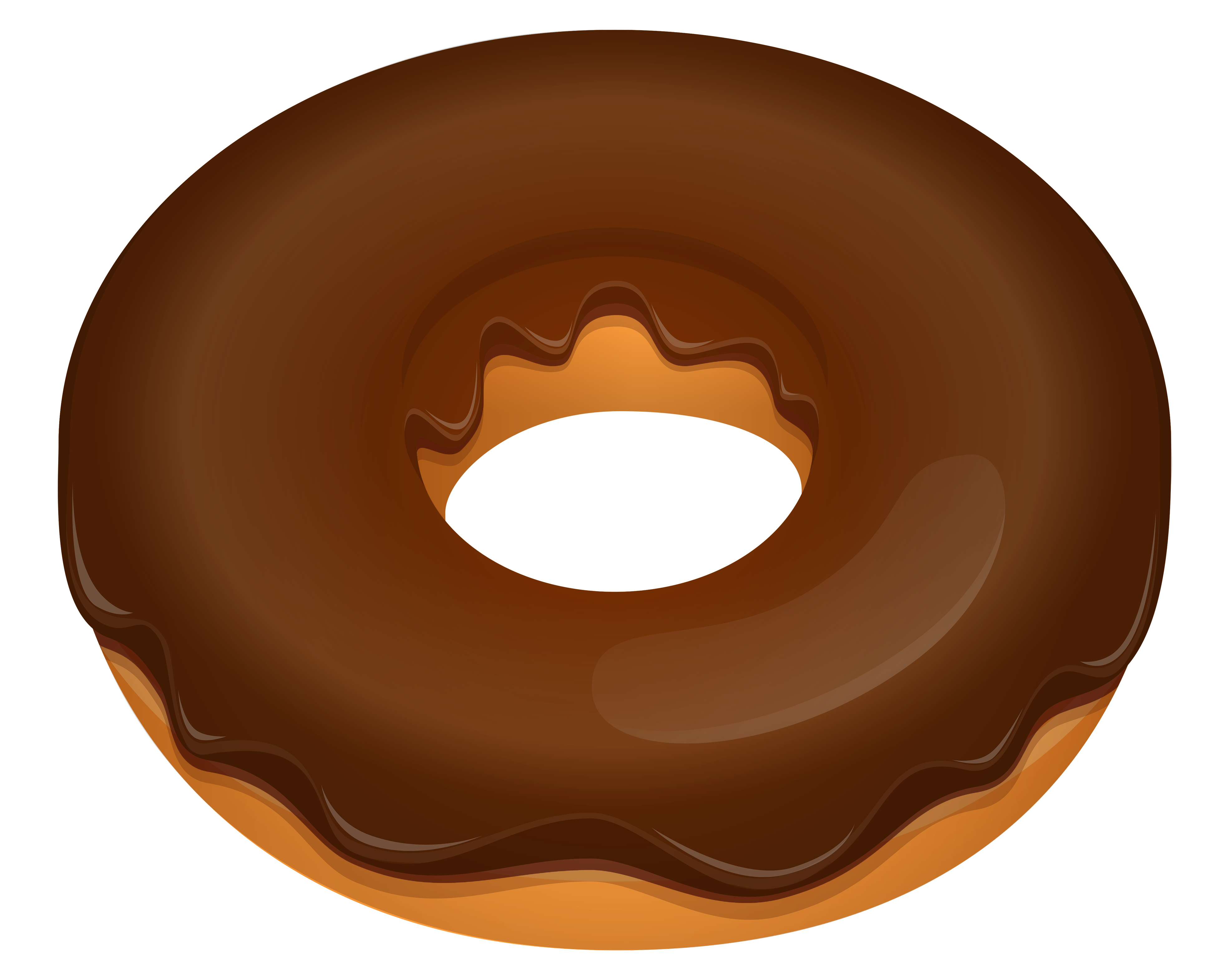 svg freeuse Vector donut hipster. Doughnut png images free