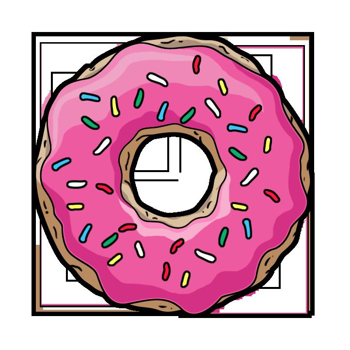 jpg black and white library tumblr donut transparent