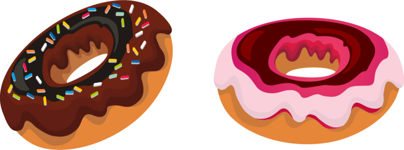 clipart free Free donuts images pictures. Clipart doughnut