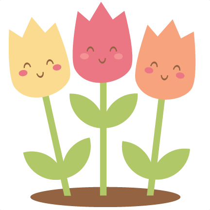 banner freeuse download Llama clipart adorable. Happy tulips svg scrapbook.