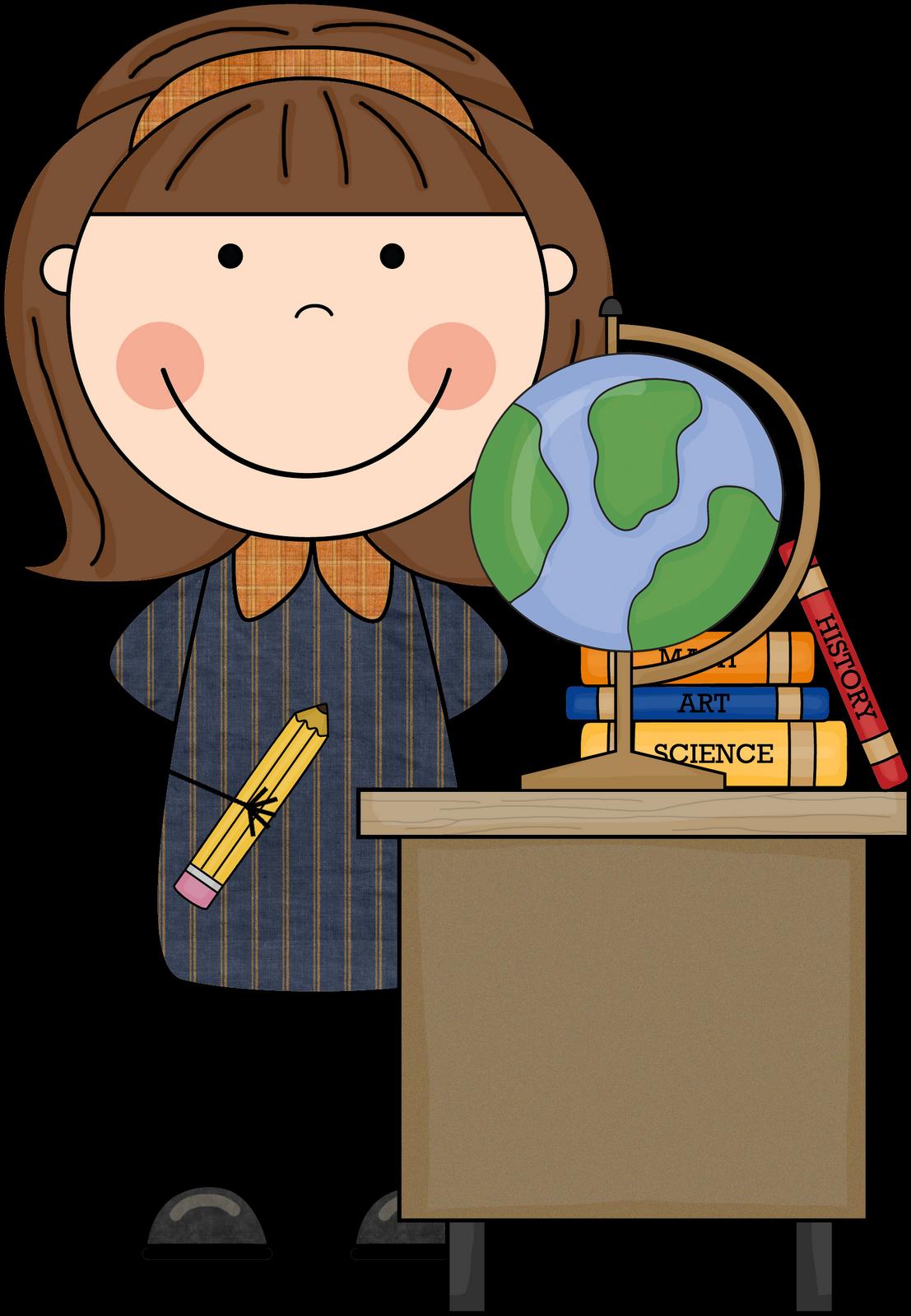 clipart free library Teacher clipart for kids. First grade