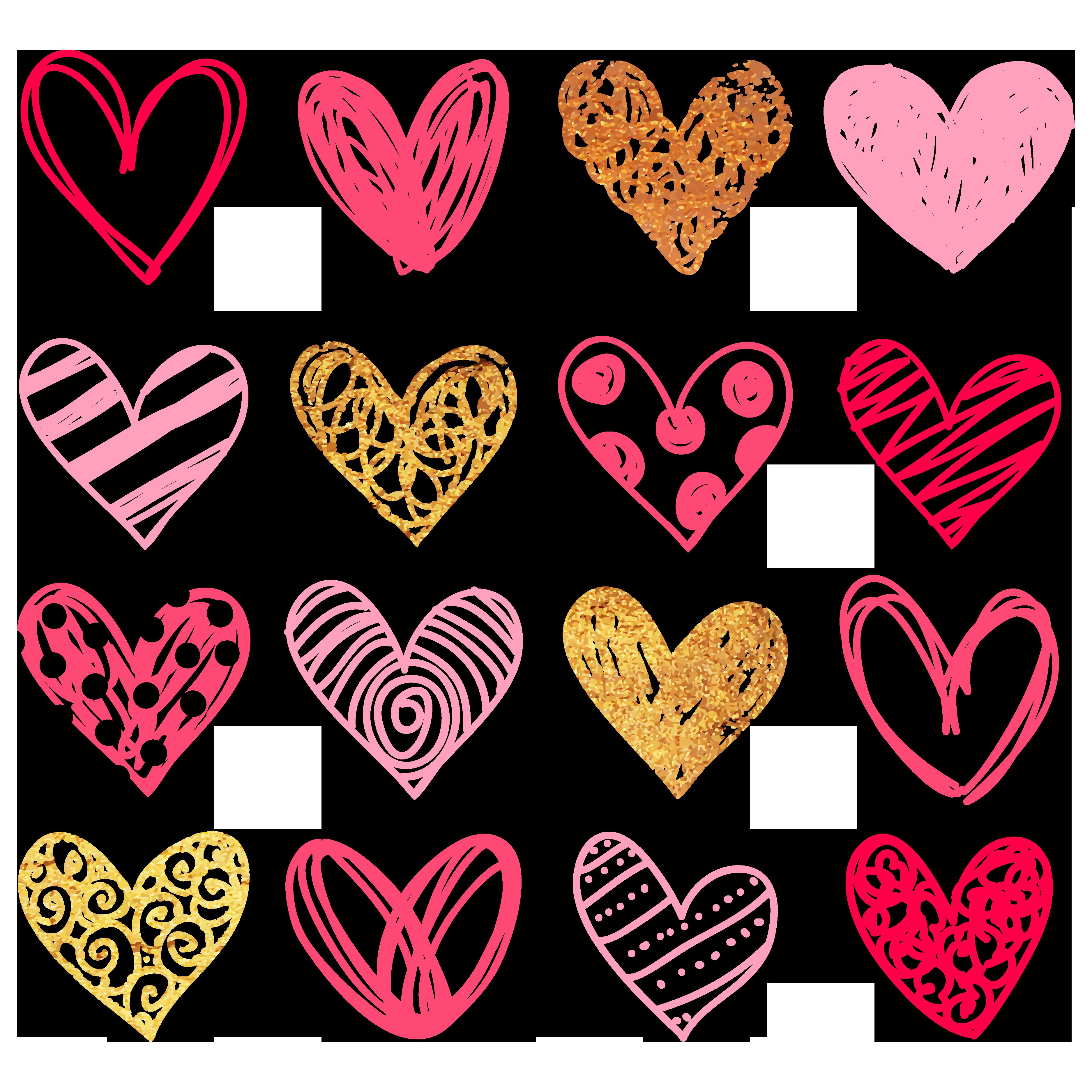 clip art download Doodle clipart. Free heart clip art