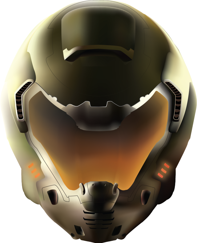 royalty free Dump album on imgur. Doom transparent helmet