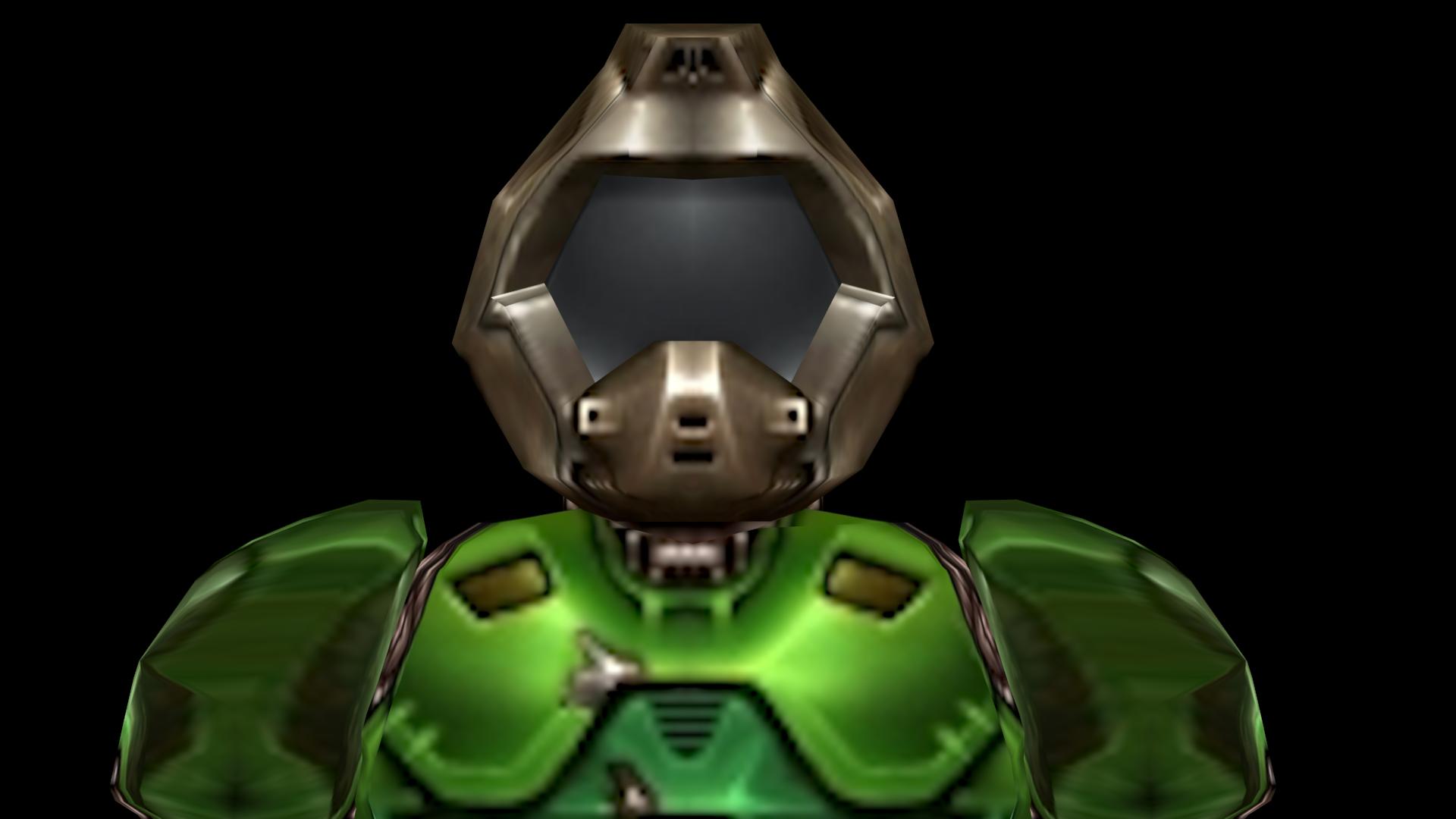 jpg library download Doom transparent helmet. Zdoom view topic wip