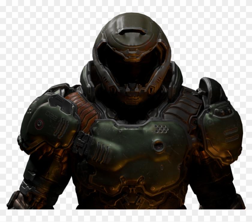 image stock Doom transparent helmet. Png slayer