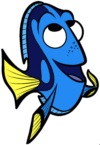 picture free stock Dory clipart. Finding clip art disney