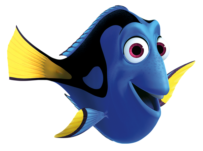 picture stock Free black cliparts download. Dory clipart.