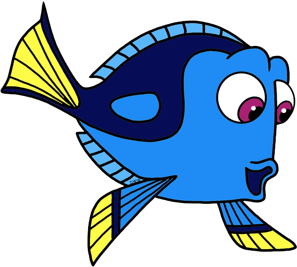 clip black and white stock Finding dory clip art. X ray fish clipart