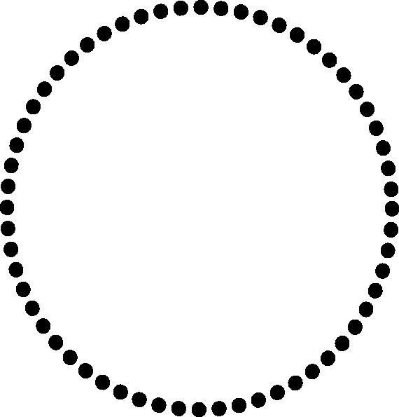 svg transparent library Black Dots Clip Art at Clker