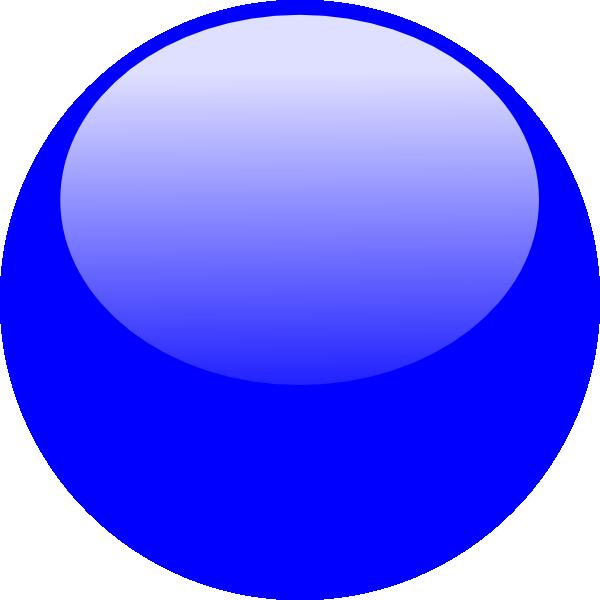 svg download Navy blue clip art. Vector bubble single