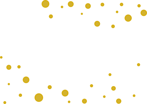 transparent download Gold dots clip art. Dot clipart small.